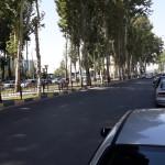 Улица Саида Носир в г Душанбе