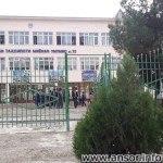 Школа №72 в городе Душанбе