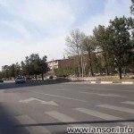 Проспект Джами в г. Душанбе
