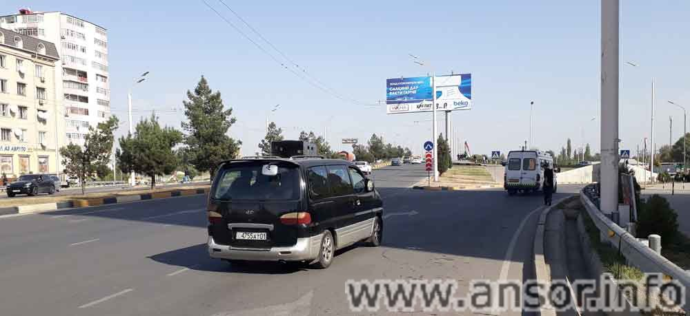 Мост 46 (61) микрорайона г Душанбе