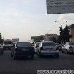 Улица Касымова в г. Душанбе