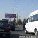 Маршрутка 41 в Душанбе