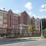 Школа 65 в городе Душанбе