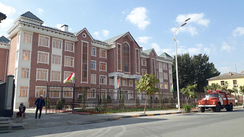 Школа 65 Душанбе