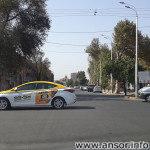 Улица Мушфики в Душанбе