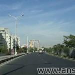 Улица Сохили в г. Душанбе
