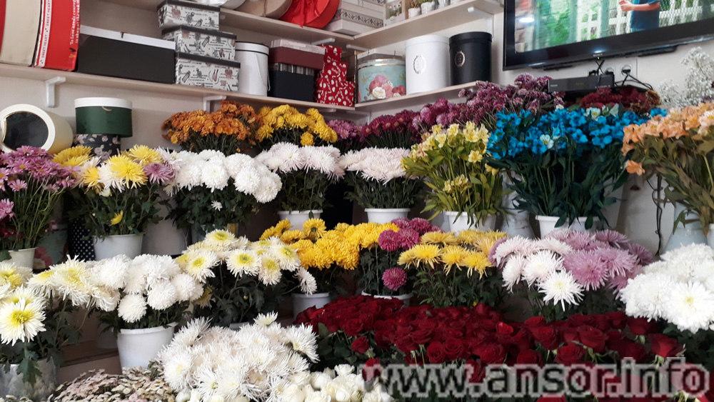 Букет цветов цена