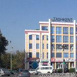 гостиница Узбекистан Ташкент