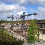 Новосибирский железобетонный завод ЖБИ