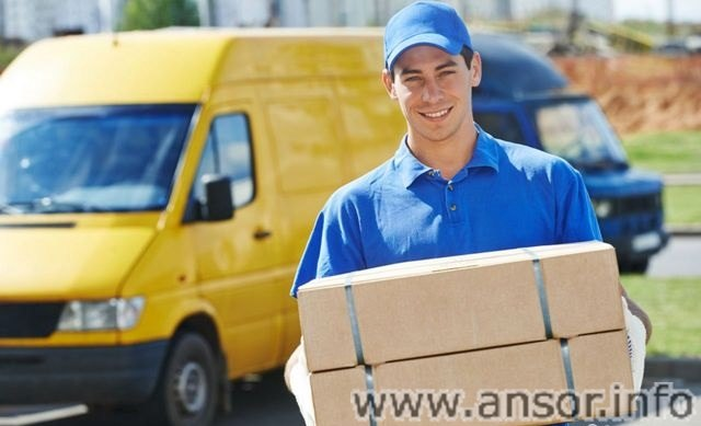 Узбек курьер доставщик грузов предоставляет услуги курьера