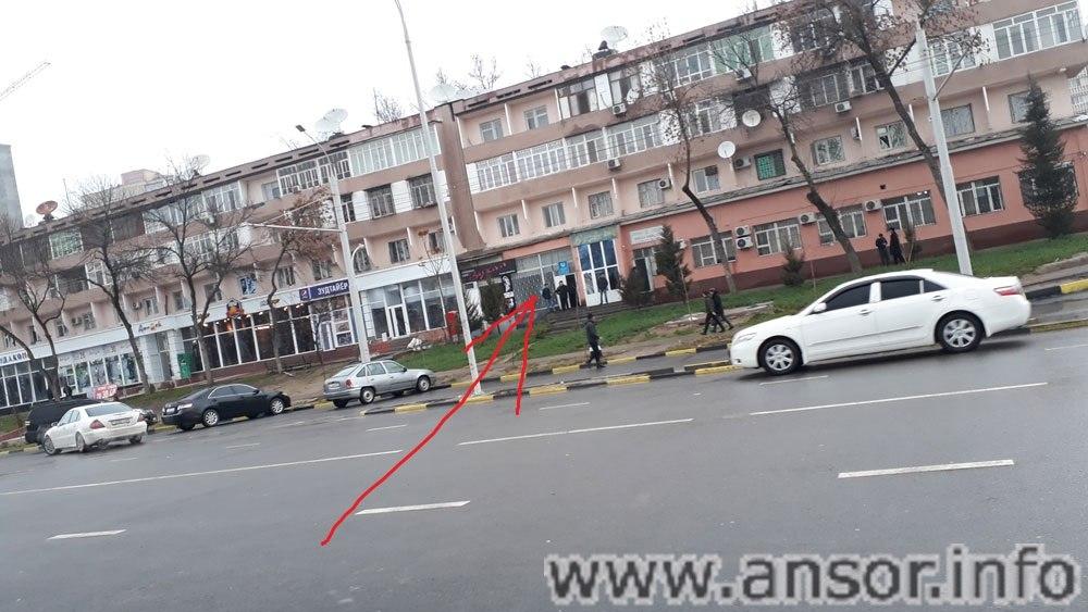 ШВКД Сино 2 дар ноҳияи Синои шаҳри Душанбе