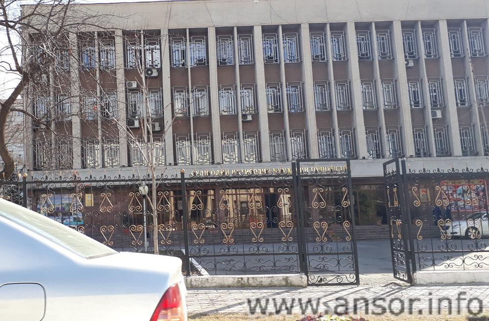 Высшый экономический суд Республики Таджикистан
