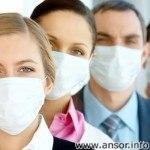 Маска против коронавируса названа опасным