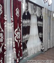 Магазин занавес -штор Сабо в Душанбе