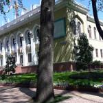 Счётная палата в г. Душанбе