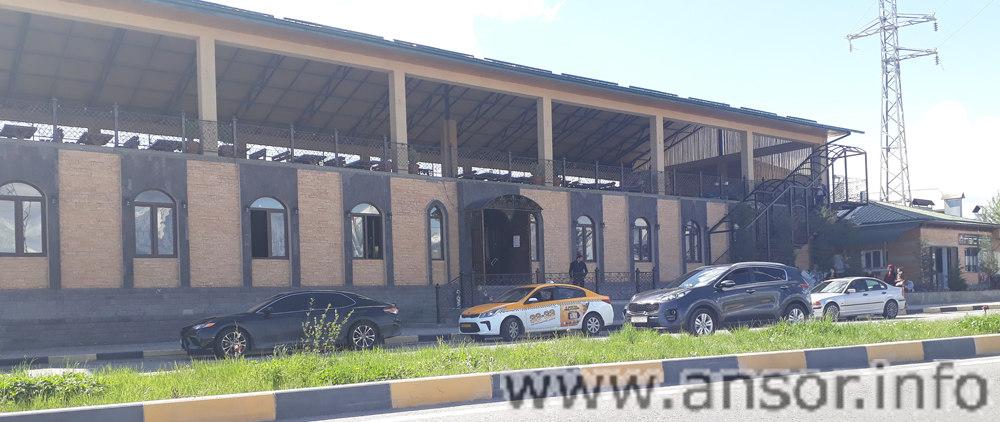 Фотография здания Ресторана Симсим