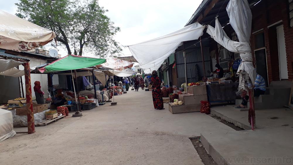 Рынок Хурасанского раона