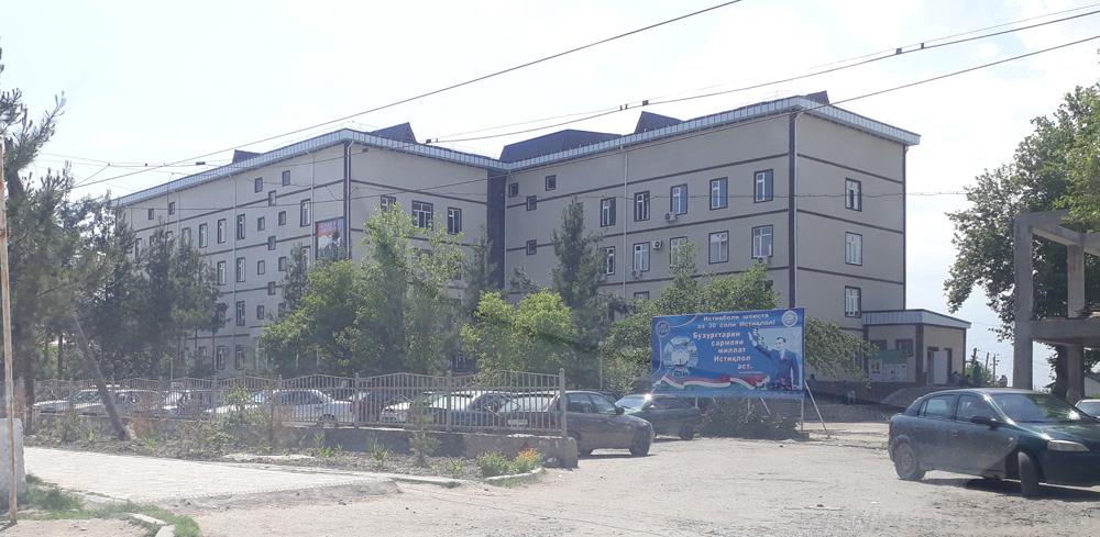 Больница А. Джоми