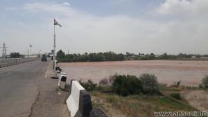Мост соеденяюший Шахритуз и Кабадиян