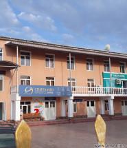 Здание гостиницы Шаартузского района
