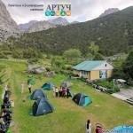 Артуч- Лучшая туристическая зона Таджикистана