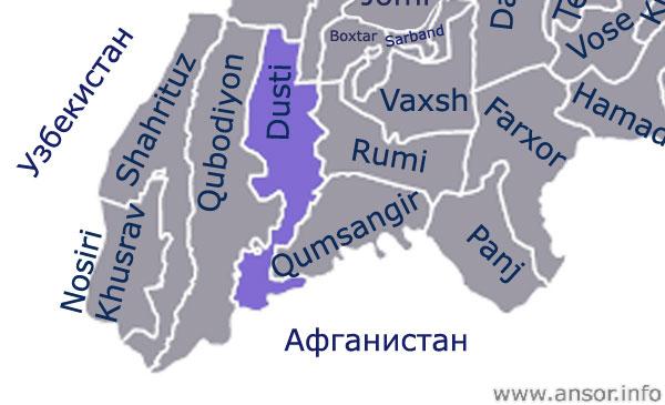 Карат Джиликулского района (Дусти)