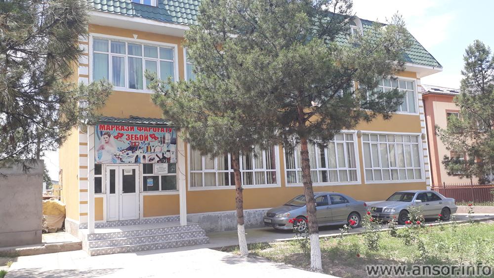 Гостиница района Дусти - телефон +992 938 889 609