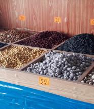 Сухофрукты Таджикистане цены