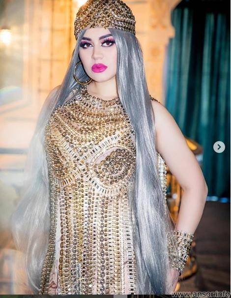 Нишонаи Рустам самая красива таджичка