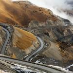 Памирский тракт — дорога в Таджикистане