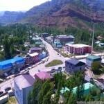 Район Сангвор (Тавилдара) в Таджикистане