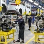 Дар ш. Алмаато корхонаи Hyundai ба кор дароварда шуд