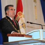 Инаугурация Президента Таджикистана в 2020г прошло 30-го октября