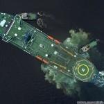 Сдан в строй самый мощный военный корабль в мире