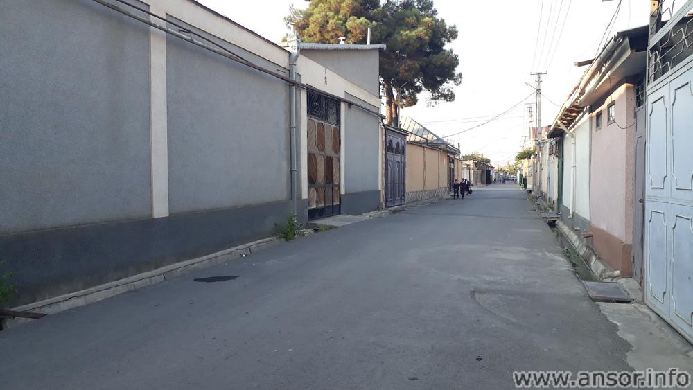 Улица пайрав сулаймони в Душанбе