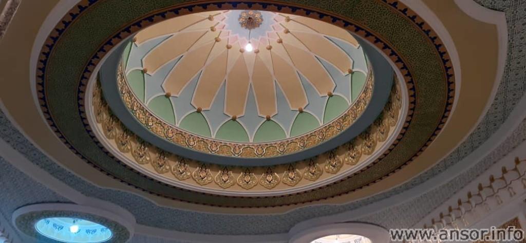 Купол в доме