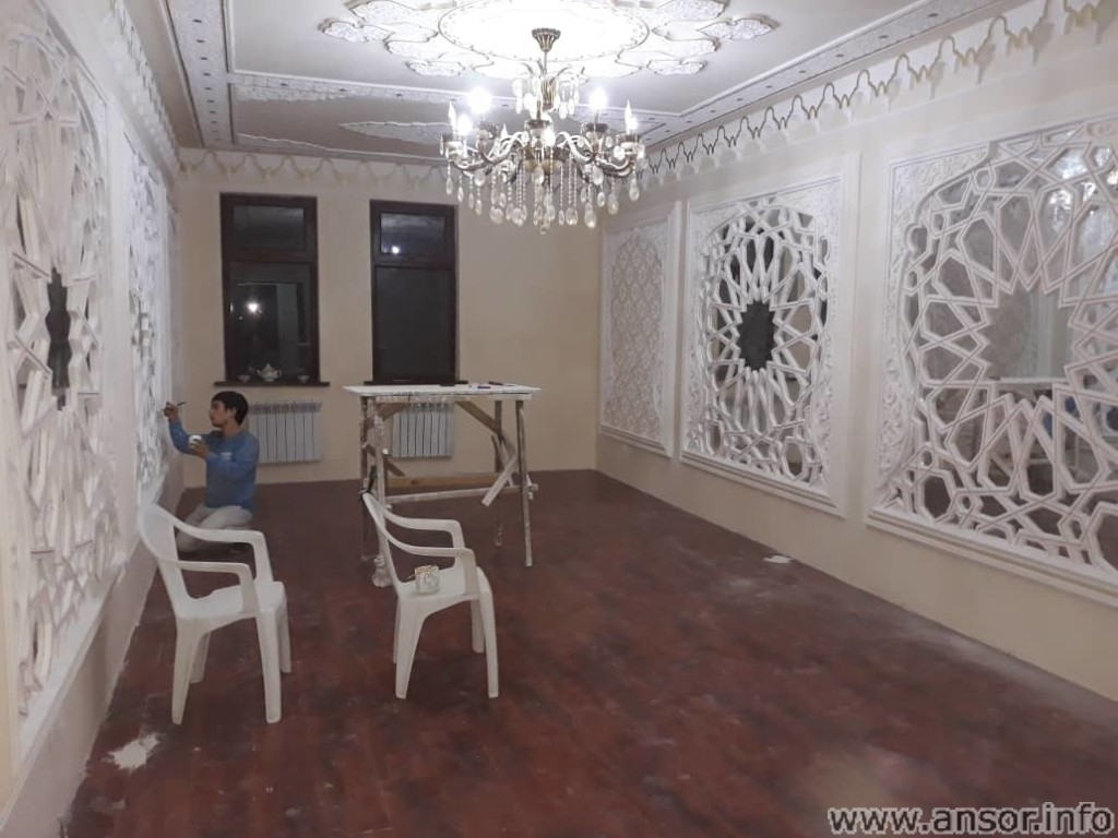 Хай тек ремонт в Душанбе