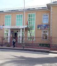 Детский сад 41 в городе Душанбе