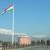 флагшток Таджикистана в Шахринавском районе