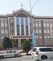 Гимназия города Душанбе Исмоили Сомони
