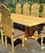 Королевский стол - шах