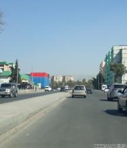 Улица Фирдавси Душанбе - куча