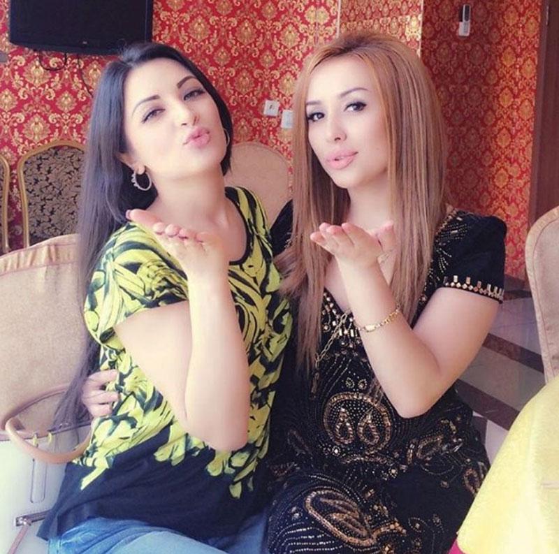 Ghezaal Enayat Sister